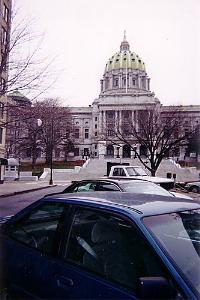 Pennsylvania State Capital